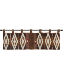 Carstens Pecos Trail Valance, , hi-res