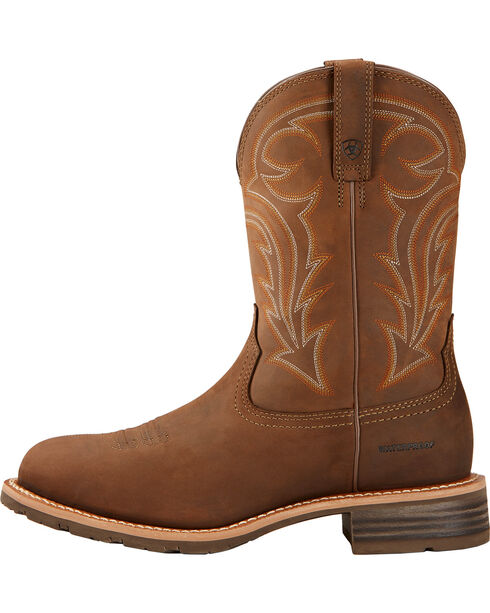 Ariat Hybrid Rancher H2O Cowboy Boots - Round Toe , , hi-res