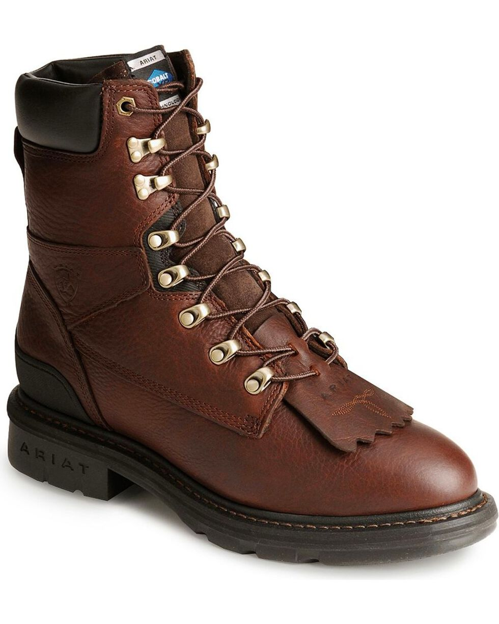 Ariat Men's Hermosa XR Work Boots, Redwood, hi-res