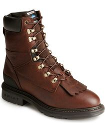 Ariat Men's Hermosa Steel Toe Work Boots, , hi-res