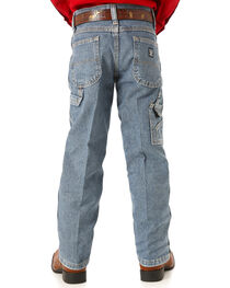 Wrangler Boys' 20X Carpenter Fit Jeans Size 1T-7, , hi-res