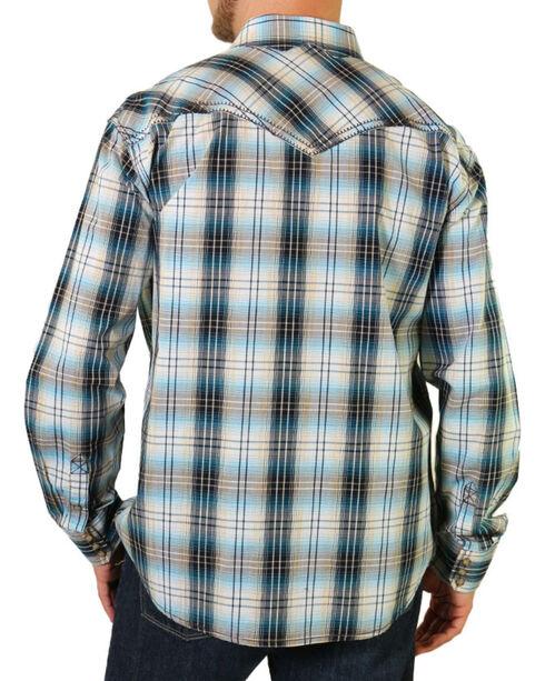 Moonshine Spirit Men's Distiller Western Shirt, Brown, hi-res