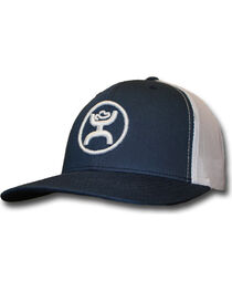 HOOey Boys' Logo Mesh Back Ball Cap, , hi-res