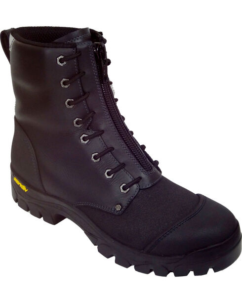 Twisted X Men's Fire Resistant Safety Boots, Black, hi-res