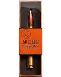 Big Sky Carvers Big Shot .50 Caliber Bullet Pen, , hi-res