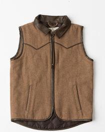 Cody James® Boys' Western Wool Vest, , hi-res
