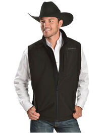 Ariat Men's Vernon Softshell Vest, , hi-res
