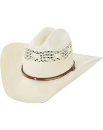 Justin 20X Flagstaff Straw Cowboy Hat, , hi-res