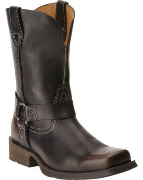 Ariat Men's Rambler Harness Boots, Brown, hi-res