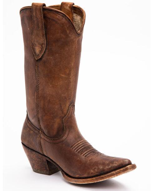 Ariat Women's Josefina Western Boots, Brown, hi-res