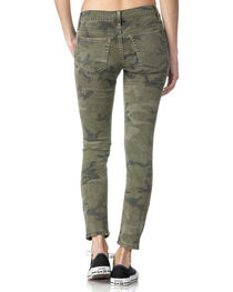 Miss Me Women's Camo Skinny Jeans , Camouflage, hi-res