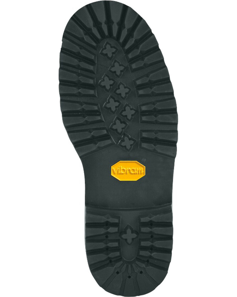 "Chippewa Men's Sportility 6"" Leather Work Boots, Sorrel, hi-res"