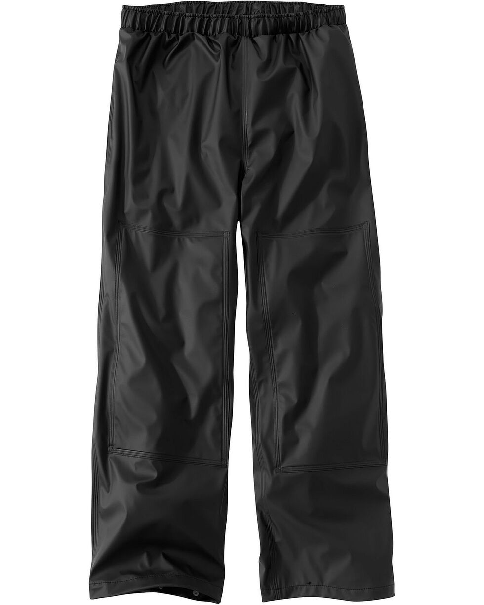 Carhartt Men's Medford Pants, Black, hi-res