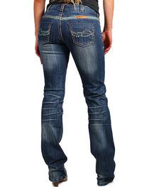 Cowgirl Tuff Trailblazer Boot Cut Jeans, , hi-res