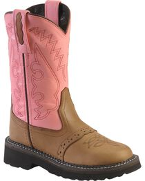 Jama Youth Flexi Tubbies Western Boots, , hi-res