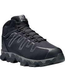 Timberland Pro Men's Powertrain Mid EH Work Shoes - Alloy Toe, , hi-res