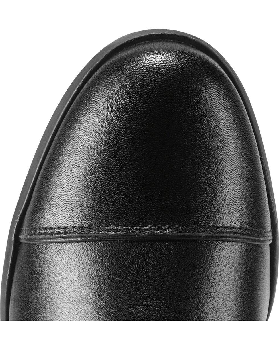 Ariat Women's Heritage Contour Field Zip English Boots, Black, hi-res