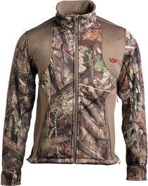 10X Mossy Oak Camo Silent Quest Lock Down Scentrex Jacket, , hi-res