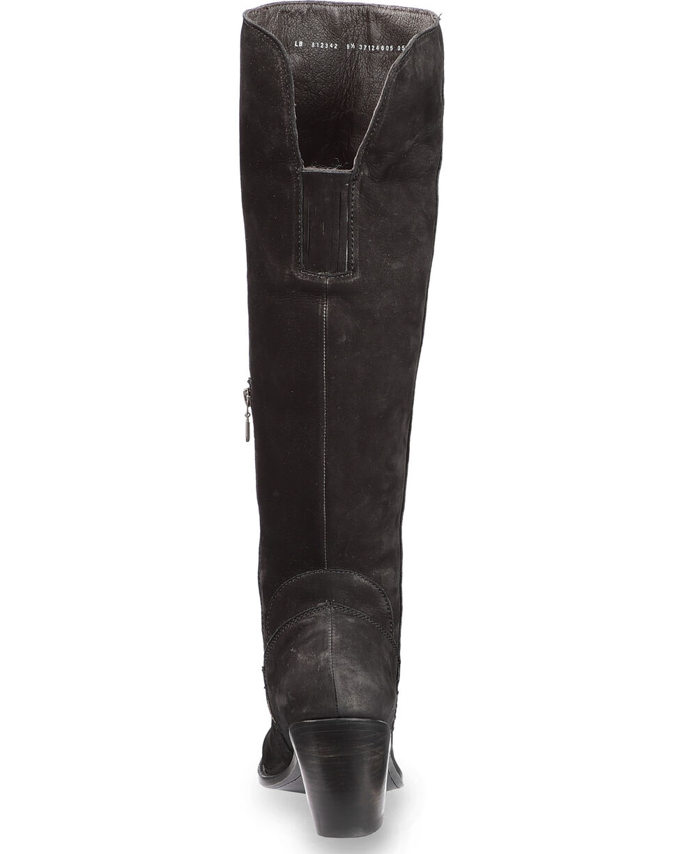 Liberty Black Women's Black Soho Boots - Round Toe , Black, hi-res