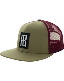 Bex Men's Khaki Ninyr Baseball Cap , , hi-res