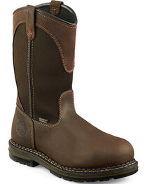 Red Wing Irish Setter Ramsey Work Boots - Soft Round Toe , , hi-res