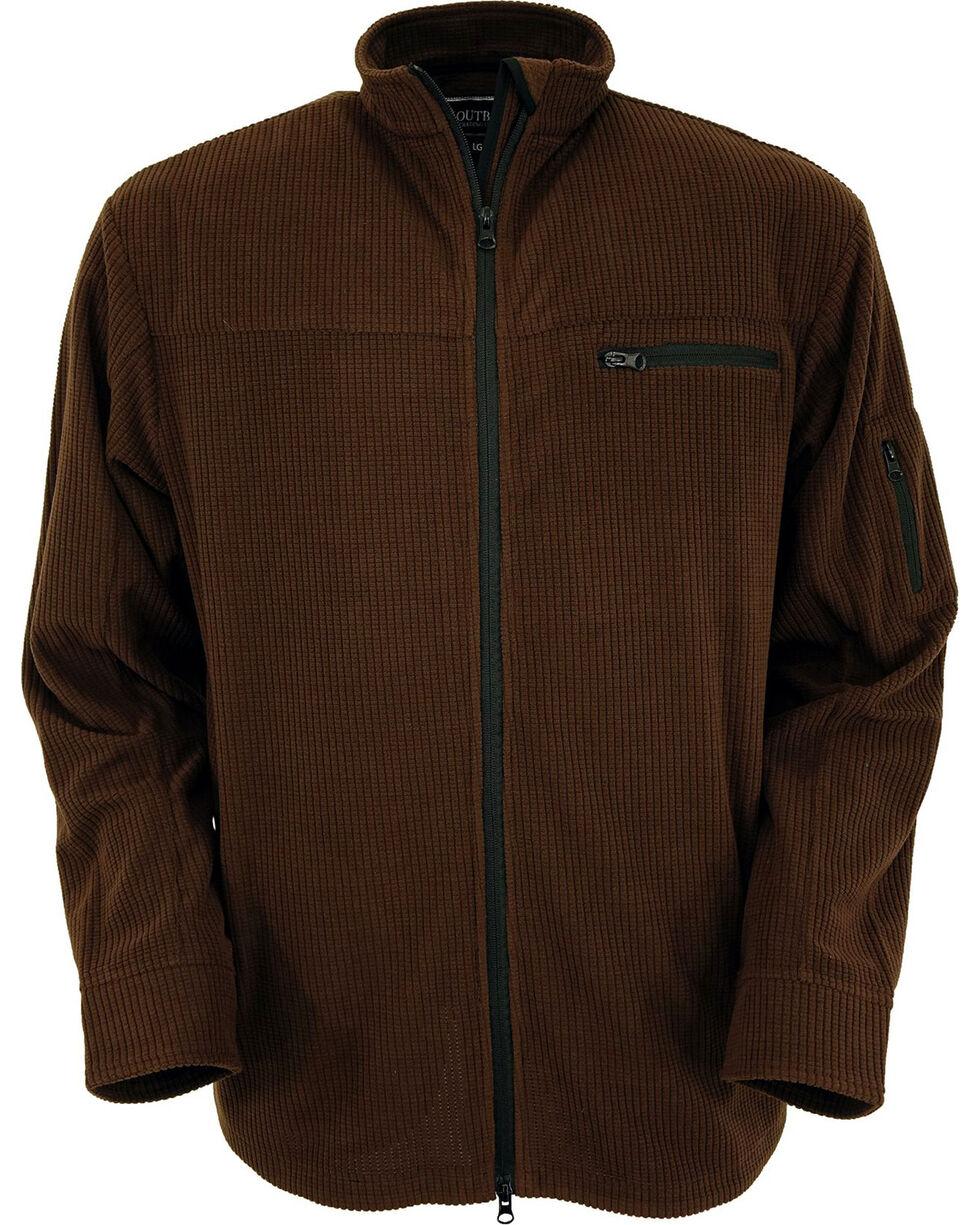 Outback Trading Co. Men's Brown Leroy Jacket , Brown, hi-res