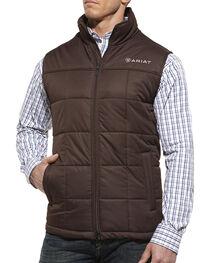 Ariat Men's Crius Quilted Vest, , hi-res