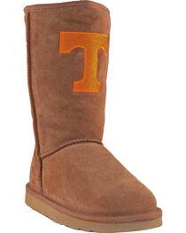 Gameday Boots Women's University of Tennessee Lambskin Boots, , hi-res