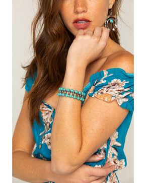 Shyanne Turquoise Stretch Bracelet, Turquoise, hi-res