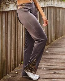 Wilderness Dreams Mossy Oak Break-Up Country Gunmetal Gray Active Pants, , hi-res