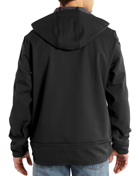 Carhartt Crowley Hooded Jacket, Black, hi-res