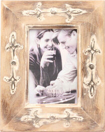 M&F Distressed Wood 4 X 6 Picture Frame, , hi-res