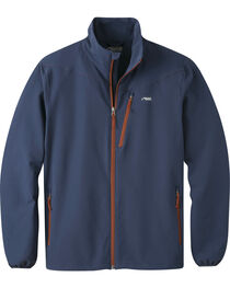 Mountain Khakis Men's Maverick LT Softshell Jacket, , hi-res