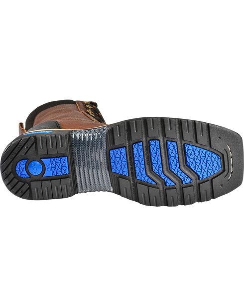 Cinch Men's WRX Composite Toe Work Boots, Brown, hi-res