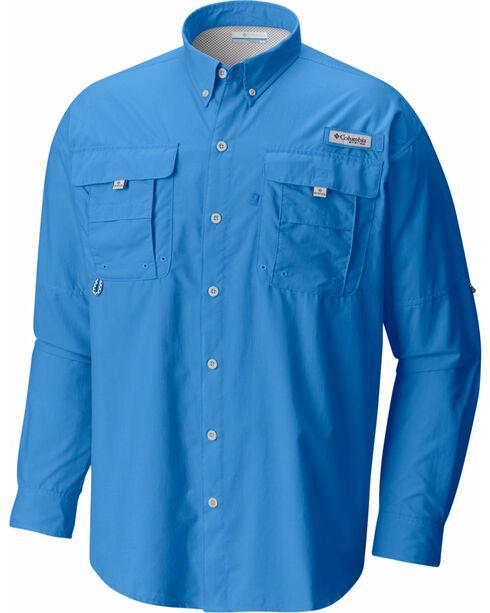 Columbia Men's Blue Bahama II Shirt , Blue, hi-res