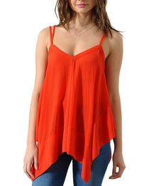 HYFVE Women's Flowing Strappy Tank, , hi-res