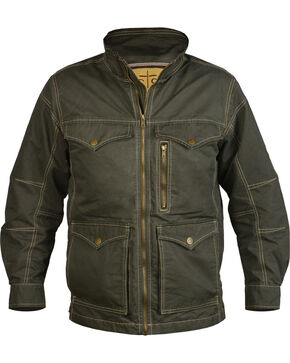 STS Ranchwear The Sundance Jacket , Green, hi-res
