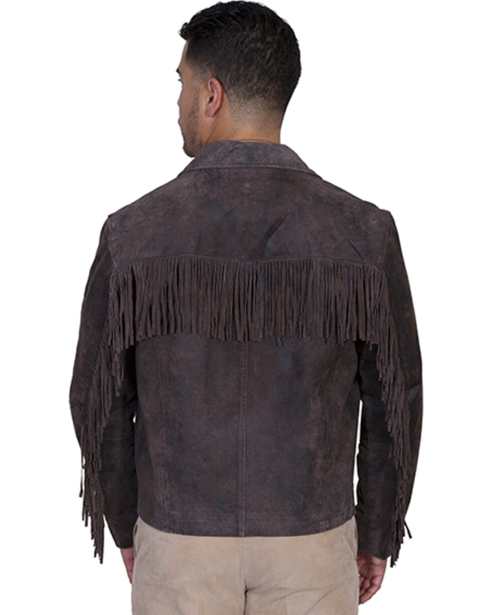 Scully Leatherwear Men's Frontier Leather Jacket, , hi-res