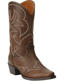Ariat Girls' Spellbound Cowgirl Boots - Snip Toe, , hi-res