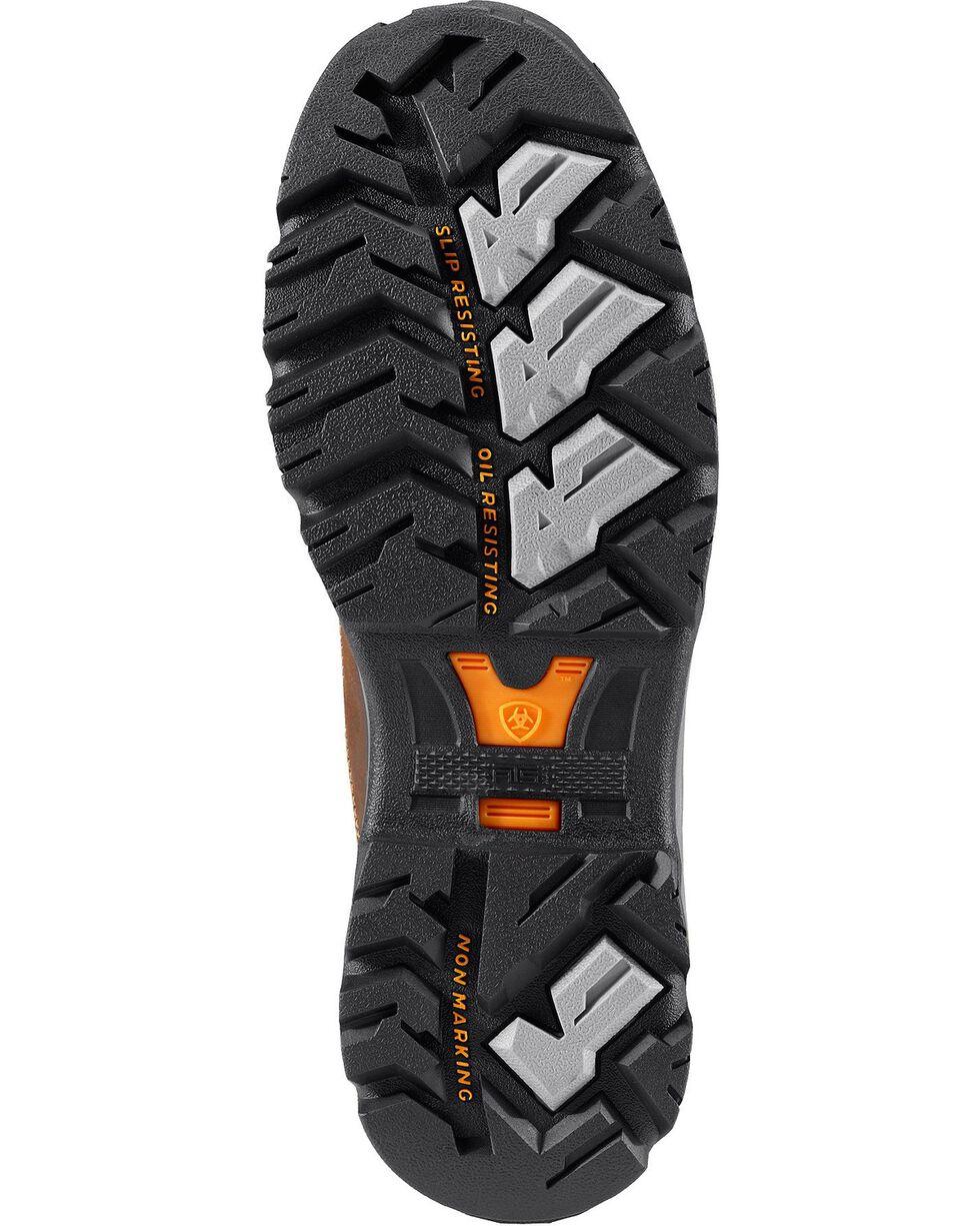 """Ariat Men's Trek 8"""" Composite Toe Work Boots, Brown, hi-res"""