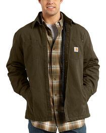 Carhartt Men's Chatfield Ripstop Shirt Jacket, , hi-res