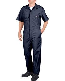 Dickies Short Sleeve Work Coveralls, , hi-res