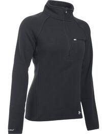 Under Armour Women's Wintersweet Half-Zip Pullover, , hi-res