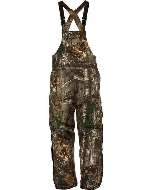 Berne Men's Camo Blizzard Bib Overalls - Big, , hi-res