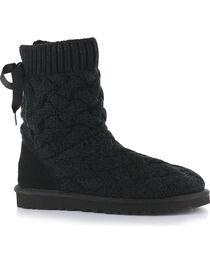 UGG Women's Isla Classic Knit Boots, , hi-res