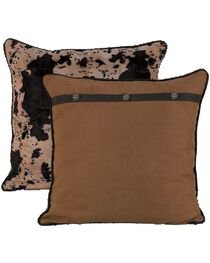 HiEnd Accents Caldwell Reversible Euro Sham, , hi-res