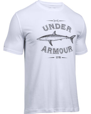 Under Armour Men's Classic Graphic T-Shirt, White, hi-res