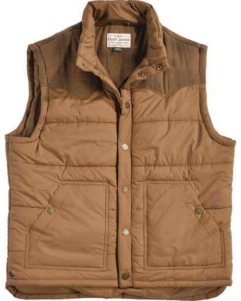 Cody James Men's Arctic Western Vest, , hi-res
