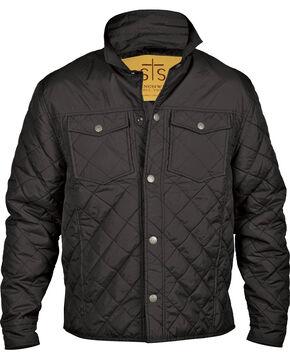 STS Ranchwear Men's Cassidy Jacket - Big & Tall, Black, hi-res