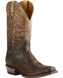 Ariat Men's Breakthrough Western Boots, , hi-res
